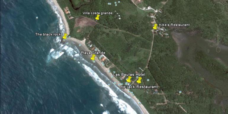 GoogleEarth Villa costa grande