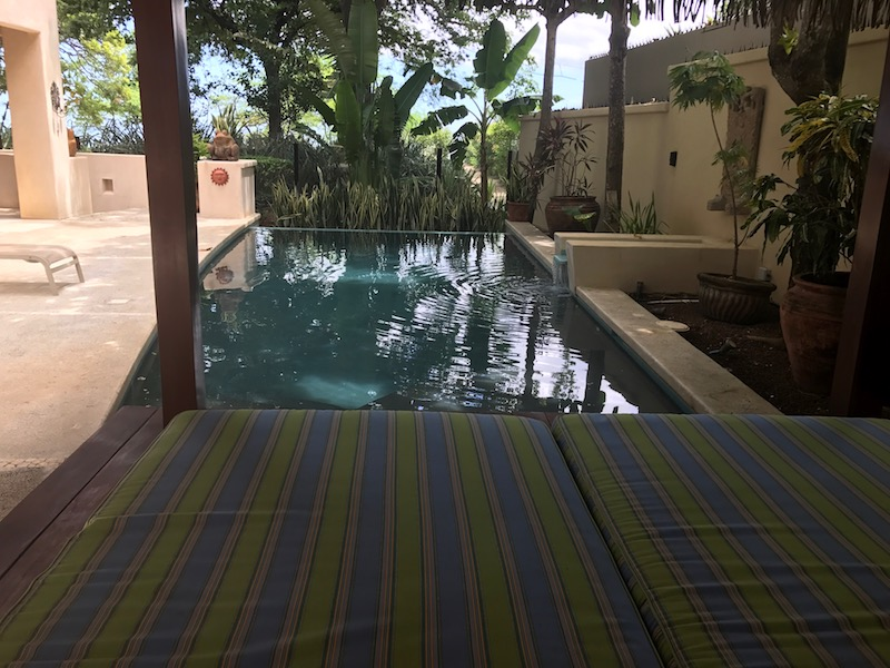Amazing beach front Guest Suite